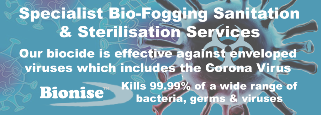 bio fogging sanitation services