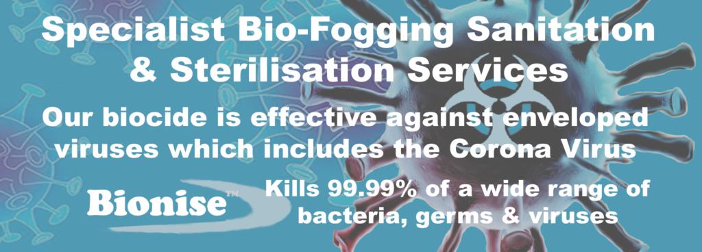 bio fogging sanitation services